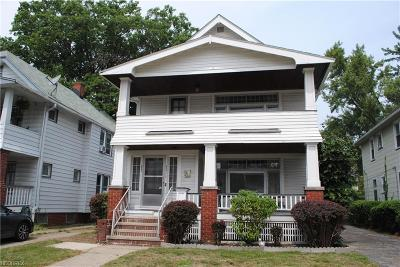 Lakewood Multi Family Home For Sale: 14960 Delaware Ave