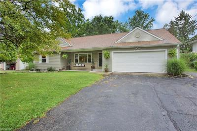 North Royalton Single Family Home For Sale: 12595 West Sprague Rd