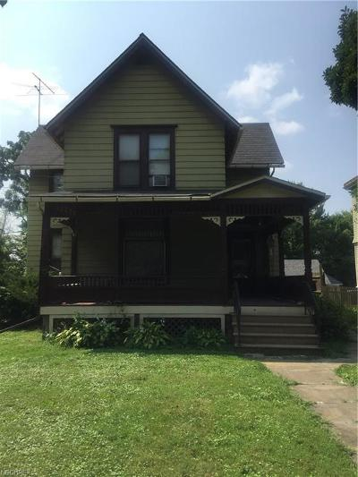 Elyria Multi Family Home For Sale: 317 West Ave