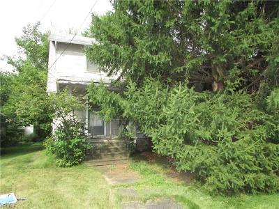 Warren Multi Family Home For Sale: 917 Dana St Northeast