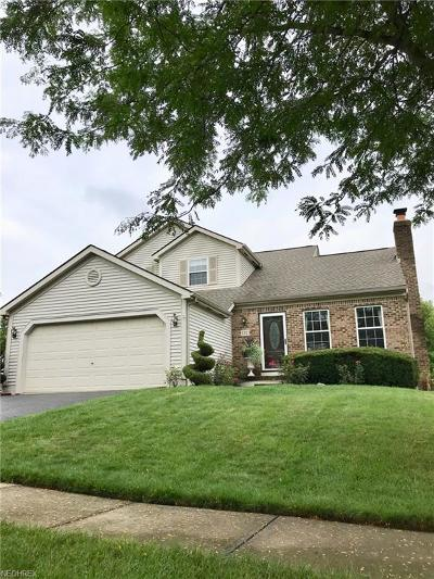 Licking County Single Family Home For Sale: 132 Clayburn Dr