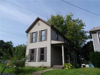 Zanesville Single Family Home For Sale: 343 Luck Ave