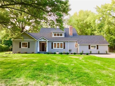 Westlake Single Family Home For Sale: 27478 Bassett Rd