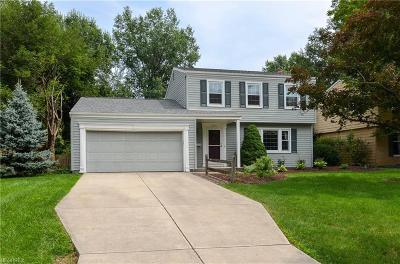 North Olmsted Single Family Home For Sale: 6251 Stafford Dr