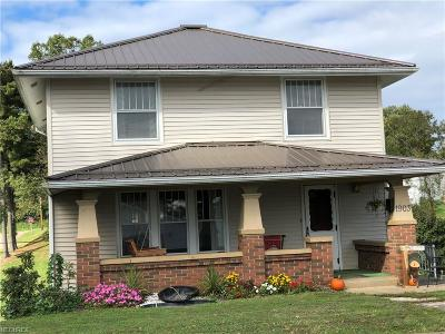 Guernsey County Single Family Home For Sale: 1903 Creston Rd