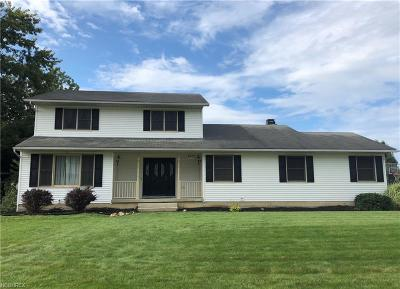 Elyria Single Family Home For Sale: 503 Bayberry Dr