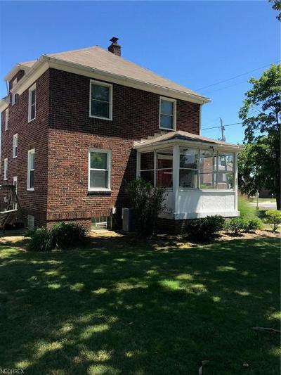 Mcdonald Single Family Home For Sale: 451 Indiana