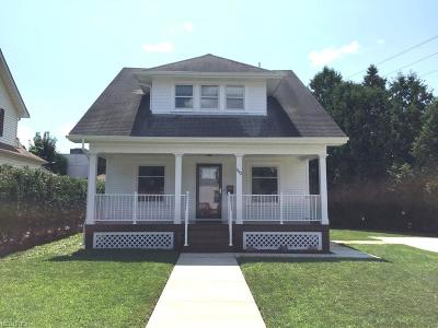 Warren Single Family Home For Sale: 1112 High St Northeast