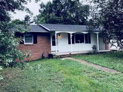 Perry County Single Family Home For Sale: 131 Star St