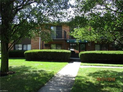 North Olmsted Condo/Townhouse For Sale: 23841 David Dr #207