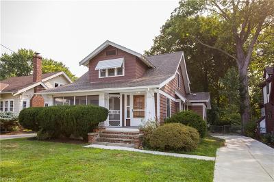 Fairview Park Single Family Home For Sale: 4291 West 196th St