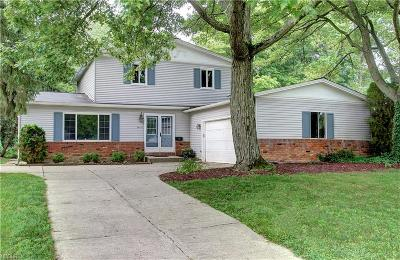 North Olmsted Single Family Home For Sale: 26167 Byron Dr