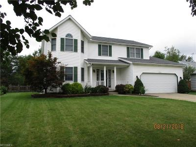North Ridgeville Single Family Home For Sale: 5266 Lisa Way