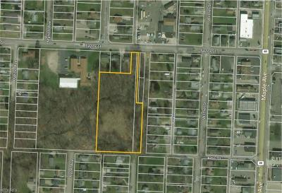 Zanesville Residential Lots & Land For Sale: 814 Taylor St