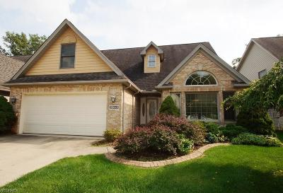 Strongsville OH Single Family Home Sold: $244,000