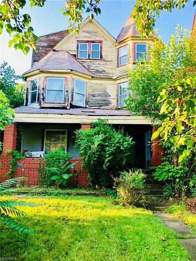 Cleveland Single Family Home For Sale: 10121 South Blvd