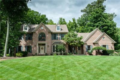 Medina Single Family Home For Sale: 4085 Williamsburg Ct