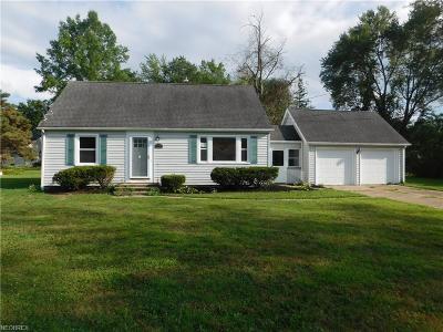 Geneva Single Family Home For Sale: 808 Eastwood St