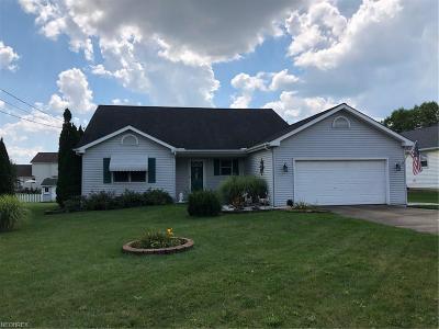 Single Family Home For Sale: 5160 Fenn Rd