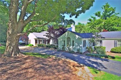 Gates Mills Single Family Home For Sale: 2155 Woodstock Rd