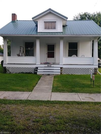 Muskingum County Single Family Home For Sale: 6910 Axline Ave