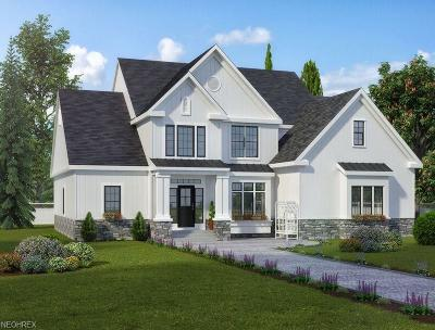 Gates Mills Single Family Home For Sale: S/L 5 County Line Rd