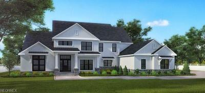 Gates Mills Single Family Home For Sale: S/L 4 County Line Rd