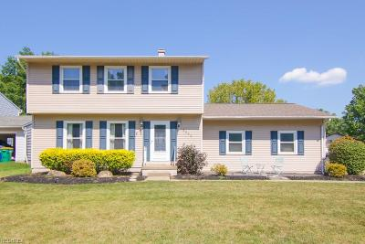 Willoughby Single Family Home For Sale: 2943 Nantucket Dr