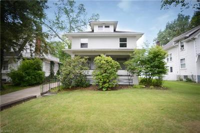 Hubbard Single Family Home For Sale: 447 West Liberty St