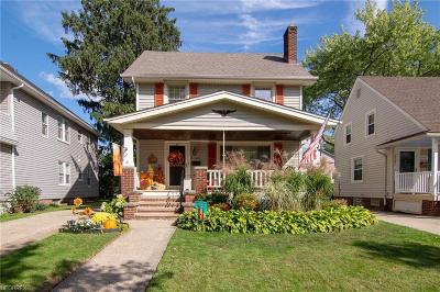 Lakewood Single Family Home For Sale: 2123 Atkins Ave