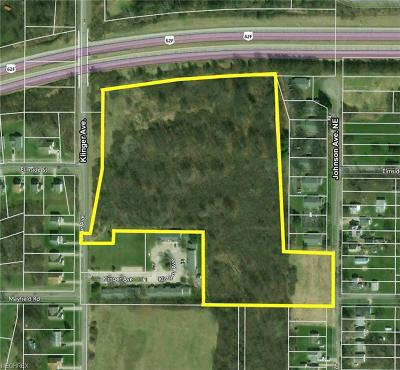 Residential Lots & Land For Sale: Johnson Ave Northeast