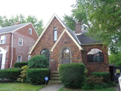 Single Family Home For Sale: 17013 Laverne Ave