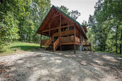 Guernsey County Single Family Home For Sale: 16633 Gunn Rd