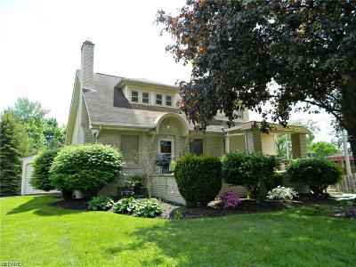 Warren Multi Family Home For Sale: 1938 East Market St
