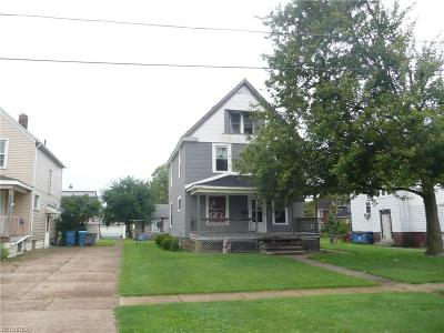 Lorain Single Family Home For Sale: 214 Delaware Ave