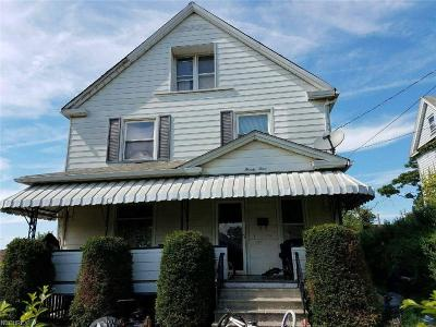 Girard Single Family Home For Sale: 24 West 2nd St