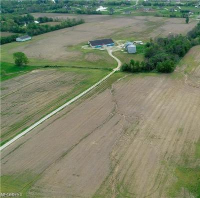 Medina County Farm & Ranch For Sale: 7400 Beach Rd