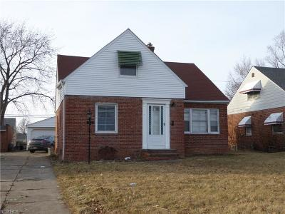 Willowick Single Family Home For Sale: 29521 Lakeshore Blvd