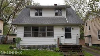 Conneaut Single Family Home For Sale: 409 Beaver Street