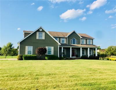 Warren Single Family Home For Sale: 335 Oak Hollow Dr Northwest
