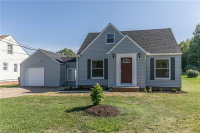 Independence Single Family Home For Sale: 6620 Hillside Rd
