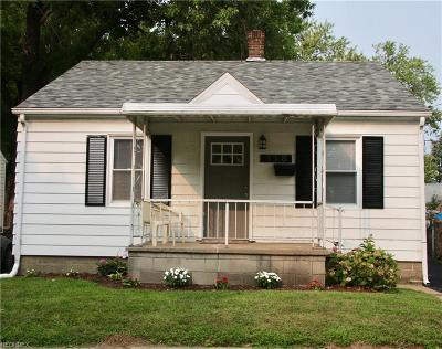 Painesville Single Family Home For Sale: 318 Courtland St