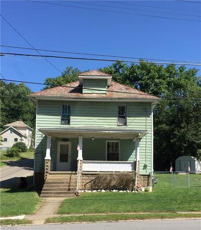 Zanesville Single Family Home For Sale: 1303 Sharon Ave