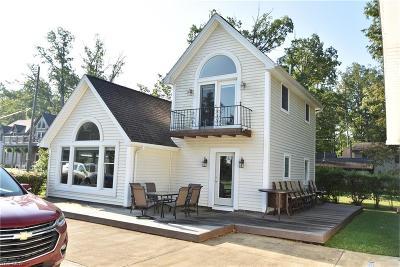 Lake Milton Single Family Home For Sale: 2924 Alexander Street