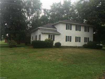 Single Family Home For Sale: 6490 Tallmadge Rd