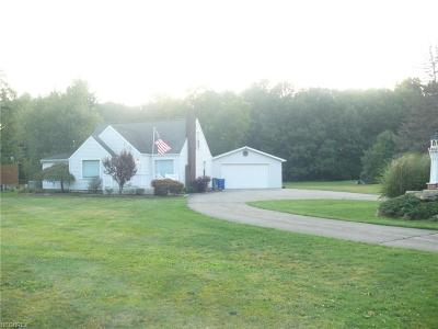 Hubbard Single Family Home For Sale: 142 Warner Rd