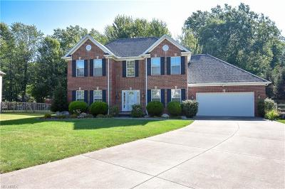 Single Family Home For Sale: 26814 Morgan Run
