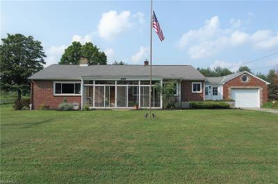 Geauga County Multi Family Home For Sale: 16486 Mayfield Rd