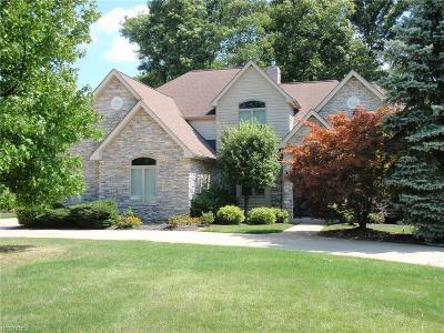 Brecksville Single Family Home For Sale: 4363 Roxburghe Dr