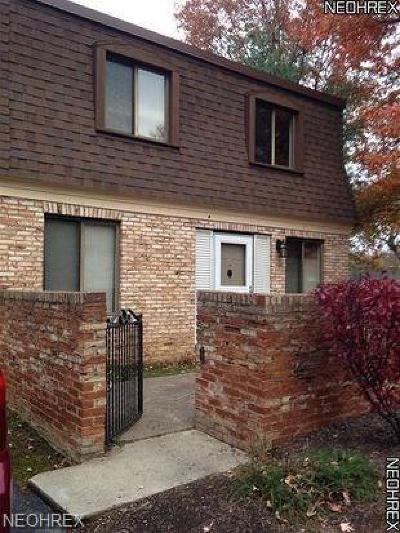 Painesville Township Condo/Townhouse For Sale: 1651 Mentor Ave #1612